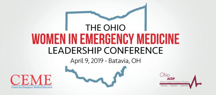 Women in Emergency Medicine Conference Logo